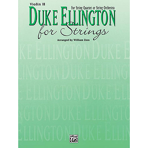 Duke Ellington For Strings Violin II