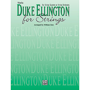 Duke Ellington For Strings Viola