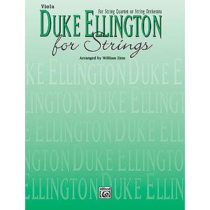 Duke Ellington For Strings Viola