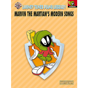 Marviin The Martian&#039;s Modern Songs Looney Tunes Piano Library
