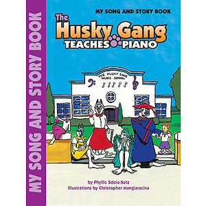 The Husky Gang Teaches Piano