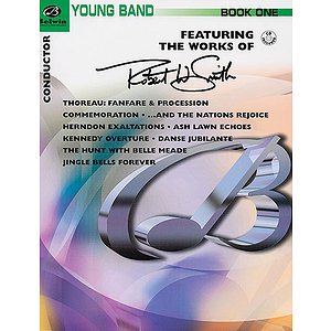 Belwin Young Band Book One Conductor Book/CD