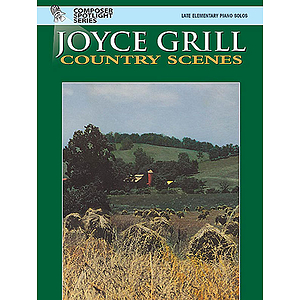 Joyce Grill Country Scenes
