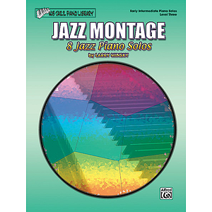 Jazz Montage 8 Jazz Piano Solos Wb Jazz Piano Library