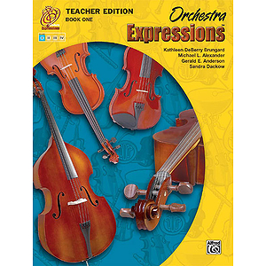 Orchestra Expressions Book One Teacher Curriculum Package