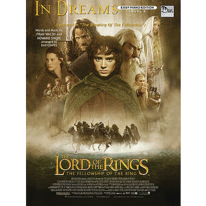 In Dreams From Lord Of The Rings