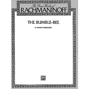 Flight Of The Bumble-Bee The Piano Works Of Rachmaninoff