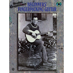 Begginers' Fingerpicking Guitar CD Included