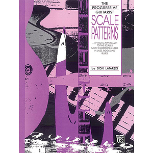 Scale Patterns The Progressive Guitarist