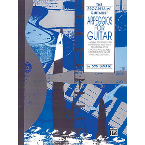 Arpeggios For Guitar The Progressive Guitarist