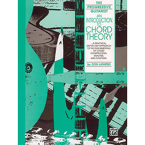 An Introduction To Chord Theory The Progrrssive Guitarist