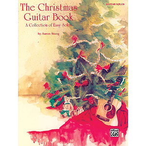 Christmas Guitar Book