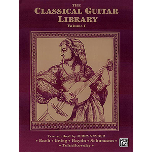 Classical Guitar Library Volume I