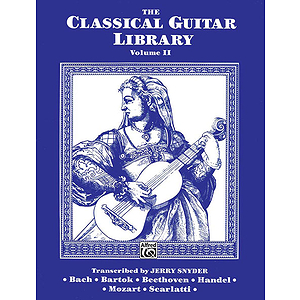 Classical Guitar Library Volume II