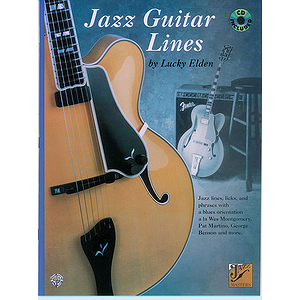 Jazz Guitar Lines BK/CD