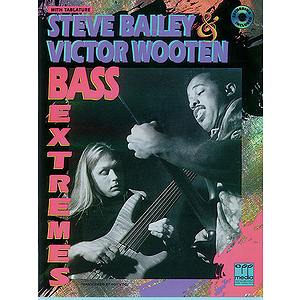 Bass Extremes CD Included