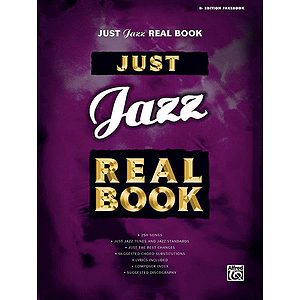 Just Jazz Real Book B Flat Fakebook