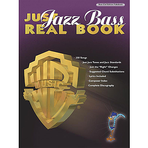 Just Jazz Real Book Bass Clef Edition Fakebook