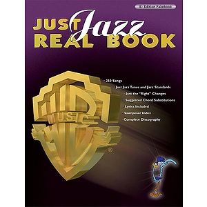 Just Jazz Real Book E Flat Fakebook