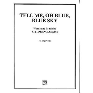 Tell Me Oh Blue Blue Voc
