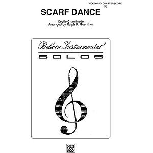 Scarf Dance Woodwind Quartets (With Full Score)