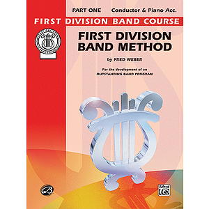First Division Band Method Part 1 Condutor