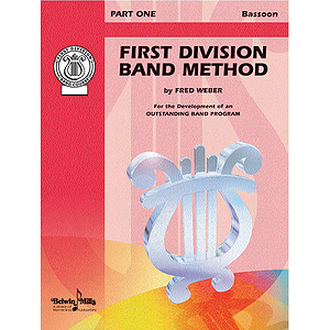 First Division Band Method Part 1 Bassoon