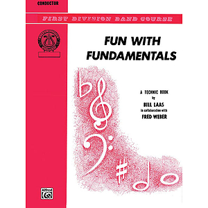 Fun With Fundamentals Conductor Piano