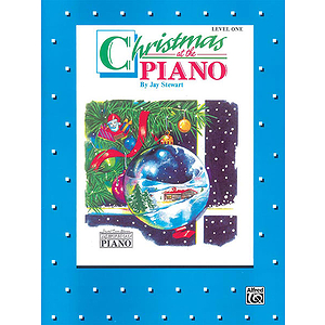 Christmas At The Piano Level One