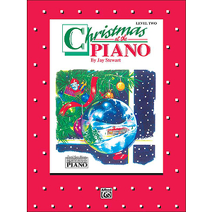 Christmas At The Piano Level Two