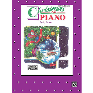 Christmas At The Piano Level Three