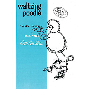 Waltzing Poodle