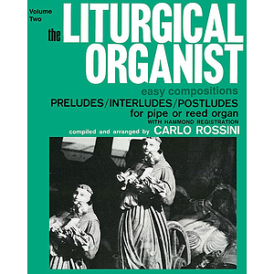 The Liturgical Organist Vol.2