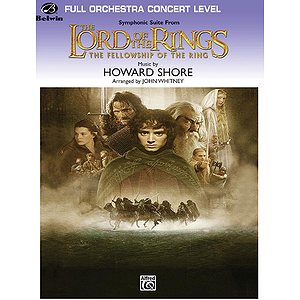Lord Of The Rings Symphonic Suite
