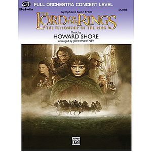 Lord Of The Rings Symphonc Suite