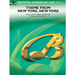 New York New York Theme From