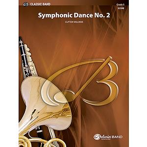 Symphonic Dance #2 (Conductor's Score)