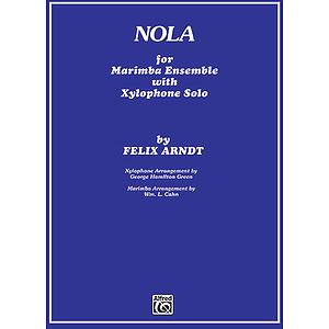 Nola (Marimba Ensemble)