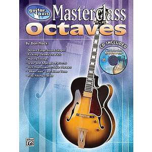 Guitar Axis Octaves Masterclass CD Included