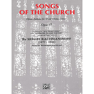 Songs Of The Church Satb Divisi