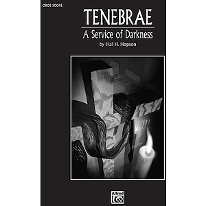 Tenebrae: A Service Of Darkness Ovoe Score