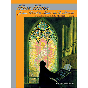 Five Trios From Bach's Mass In B Minor