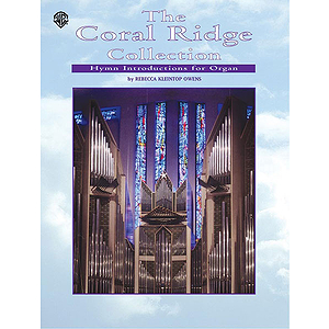 Coral Ridge Collection Hymn Introductions For Organ