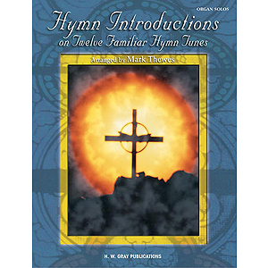 Eleven Hymn Introductions For Solo Organ