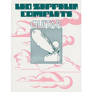 Led Zeppelin - Complete Guitar For Easy Guitar