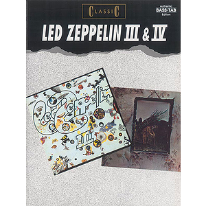 Led Zeppelin - Classic Led Zeppelin III & IV