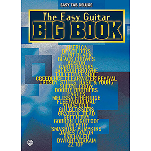 Easy Guitar Big Book