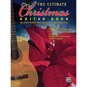 Ultimate Christmas Guitar Book