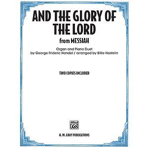 And The Glory Of The Lord From Messiah