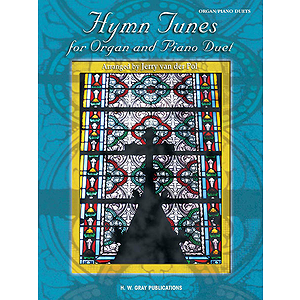 Seven Hymn Tunes Arranged For Organ And Piano Duet